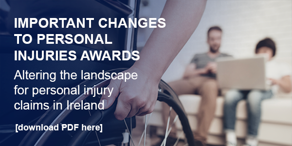 Important Changes to Personal Injuries Awards